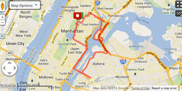 Six Great Running Routes in NYC - Fathom